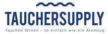 Logo Tauchersuply 218x69